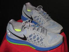 Men's Nike Air Pegasus 31 Running shoes Sz 10.5 Gray/Blue Mesh  #Nike #Running #CrossTraining #workout #runchat