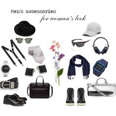Men's accessory in a woman's look by sintony on Polyvore featuring мода, Dr. Martens, Bally, Topman, Gucci, Tateossian, Yves Saint Laurent, Ike Behar, Salvatore Ferragamo and Rip Curl