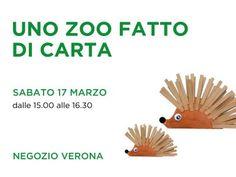 Uno zoo fatto di carta a Verona