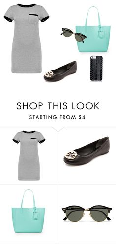 """Untitled #7"" by oliviaf14 on Polyvore featuring MARA, Tory Burch, Kate Spade, Ray-Ban and Savannah Hayes"