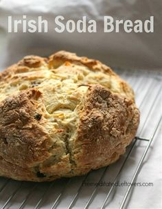 Irish Soda Bread Recipe - it's that time again!!!