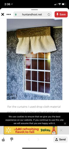 Doll House Curtains, Dolls, Baby Dolls, Puppet, Doll, Baby, Girl Dolls