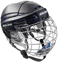 634400ce9c9 Bauer Senior 5100 Ice Hockey Helmet Combo