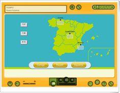 """Tiempo: """"Los husos horarios"""" (Aplicación interactiva de Ciencias Sociales de Primaria) Map, Socialism, Geography, Science Area, Teaching Resources, Social Science, Schedule, Location Map, Maps"""