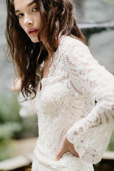 white lace | m.k.sadler
