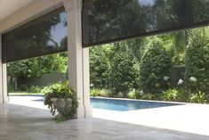 Going to use a 24' retractable screen for the screened porch to be able to enjoy…
