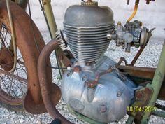 Guiller 125 G87 de 1954 - Moteur AMC