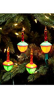 bubble lights for the tree! #1980's- I bought a new set for my tree last year :)