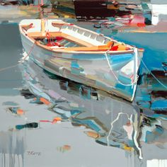"Josef Kote ""One & One"" Original Acrylic on Canvas"