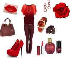 Valentine's outfit♥