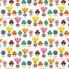 elefant blommor - Anna Berger