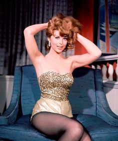The lifeblood of Gilligan's Island, Tina Louise was a legendary actress and one of our favorites. Comb through vintage Tina Louise images right here. Tina Louise, Mary Ann And Ginger, Ginger Grant, Glamour Dolls, Female Stars, Beautiful Redhead, Beautiful People, In Pantyhose, Celebs