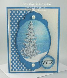 CCREW0713HF, CreativeCrew, SUO-- Holiday Focus/ Lovely as a winter tree by Tootsy - Cards and Paper Crafts at Splitcoaststampers