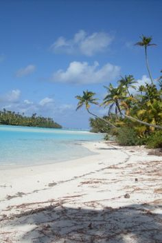 aitutaki, cook islands  this is truly one of the most beautiful places I have ever been (twice)