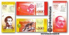 Los 'Bocetos' de los Billetes Fuertes del año 2007