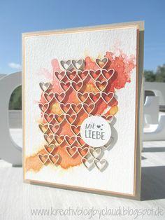 Kreativ Blog by Claudi: Mit Liebe #2