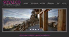 Sovalco est une PME suisse spécialisée dans la construction et promotion immobilière. Edenweb a eu le plaisir d'accompagner #Sovalco dans la réalisation de son site internet www.sovalco.ch