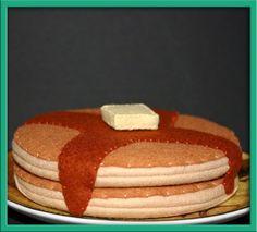 Pancakes en feutrine