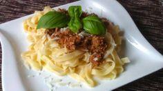 Insane in the Kitchen: Blitz-Bolognese mit Happy End :)