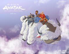 By teaspoonarts on Tumblr Avatar The Last Airbender, Gallery, Prints, Books, Anime, Movies, Movie Posters, Art, Livros