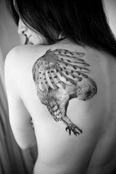 10 Beautiful Owl Tattoos