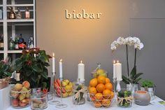 Un bar total bio, aperto dalla mattina alla sera con prodotti esclusivamente biologici!