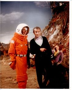 Lost In Space Jonathan Harris 8x10 Photo M1176