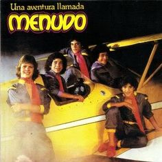 I remember going to my first concert at NYC Madison Square Garden to see Menudo....they were my first boy band love....I wore my Menudo jeans & Fringed Menudo T-Shirt...just for them....MML