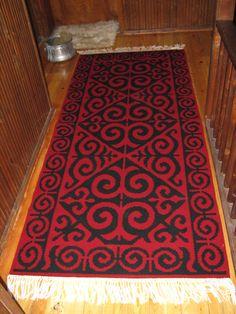 alfombra de lana nueva hecha a mano modelo hecho por por Limbhad, €400.00