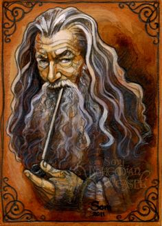 Lotr Gandalf | This is an image for lotr-2011-gandalf .