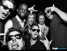 Psych cast @ SDCC. Love it.