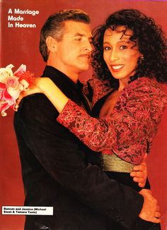 Duncan and Jessica (Michael Swan  Tamara Tunie) - As The World Turns