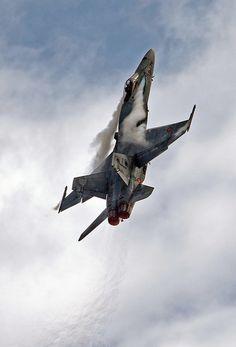 McDonnell Douglas EF-18A+ Hornet 12-17