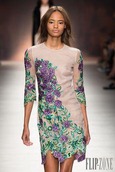 Blumarine Spring-summer 2015 - Ready-to-Wear - http://www.flip-zone.com/fashion/ready-to-wear/fashion-houses-42/blumarine-4978