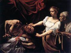일방적이고 강제적인 관계가 계속 되다 보면 분노가 쌓이게 되고 때로는 극단적인 결말이 나타나게 되기도 한다.이 작품은 유디트라는 여인이 홀로페르네스를 살해하고 있는 장면을 그린 그림이다. 유디트는 전쟁에서 패할 위기에 있는 유대인들을 구하기 위해 앗시리아의 적장인 홀로페르네스를 유혹해 목을 벤다. 그림 속 유디트는 일그러진 표정으로 홀로페르네스의 목에 칼을 꽂고 있으며 홀로페르네스는 매우 부자연스러운 자세를 통해 그 고통을 잘 드러내고 있다. 이것은 카라바조의 작품이다.