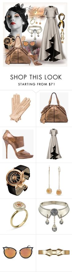 """""""Tote Bags"""" by ane-twist ❤ liked on Polyvore featuring Yves Saint Laurent, Jimmy Choo, Jason Wu, Audemars Piguet, Alexander McQueen, Marni, Versace, women's clothing, women's fashion and women"""