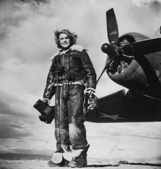 Margaret Bourke-White's favorite self-portrait, taken in 1943. Bourke-White, in addition to photographing LIFE's first cover story, was one of the magazine's most prolific and storied photographers.  (Margaret Bourke-White—The LIFE Picture Collection/Getty Images)