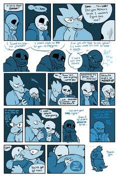 Sans and Alphys Undertale Gaster, Undertale Comic Funny, Undertale Cute, Undertale Fanart, Sans Sad, Science Sans, Funny Games, Funny Comics, Funny Cute