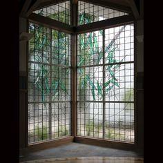 Art Glass Window