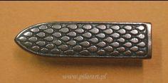 PilarArt.pl - Slavic jewellery: reconstruction of belt element from Poland (10th century)