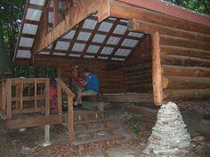 Trail Journals Photos - 2014 Tuscarora Trail - Safety Concern Shockey's Knob Shelter