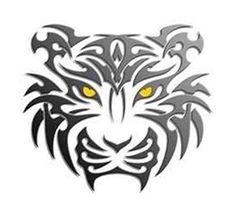 Animal Tattoos | ... Tattoos, Tattoo Lettering: Amazing Tribal Tiger Animal Tattoo For Men