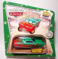 Disney Pixar CARS Movie 155 Die Cast Car Lightyear Launchers N2O Cola No 68
