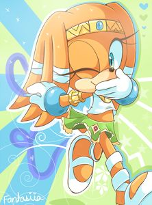Tikal the echidna Tikal, Sonic The Hedgehog, Edge Of Tomorrow, Bff, Monkey Art, Sonic Heroes, Sonic Fan Characters, Sonic Franchise, Sonic And Shadow
