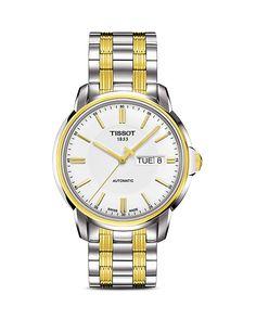 695.00$  Buy here - http://virsv.justgood.pw/vig/item.php?t=gr99f71845 - Tissot Automatic Watch III