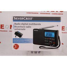 #Radio digital multibanda #SILVERCREST #Nueva E267570 de segunda mano #segundamano