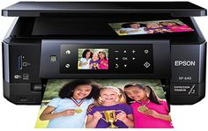 Epson XP-640 Expression Wireless Color Photo Printer
