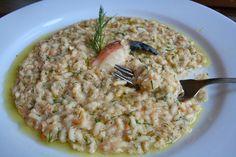 Krabberisotto med dill og sitron – Maj-Britt
