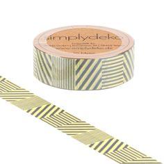 Masking Tape - Masking Tape Washi-Tape Muster - ein Designerstück von simplydeko bei DaWanda