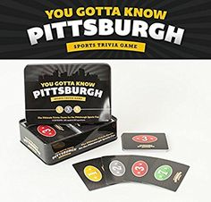 You Gotta Know Pittsburgh - Sports Trivia Game